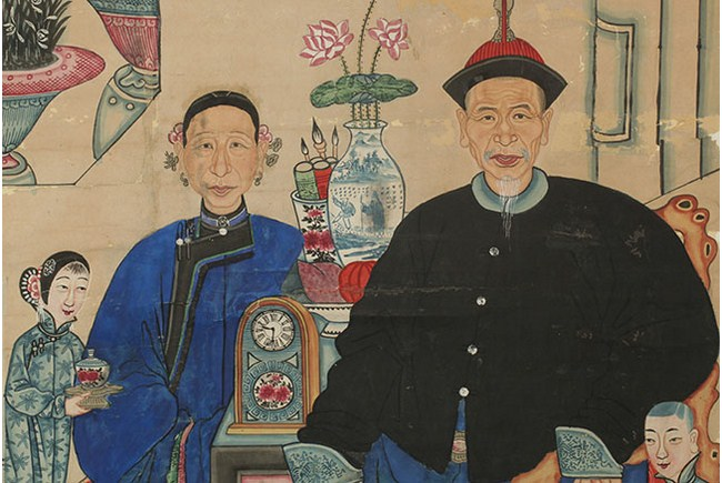 chinese dynasty family - photo #18