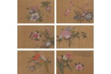 FANG WANYI: COLOR AND INK ON SILK 'FLOWERS' ALBUM