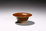 A JIAN WARE PERSIMMON GLAZE CUP