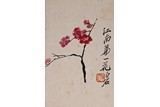 QI BAISHI: COLOR AND INK ON PAPER PAINTING